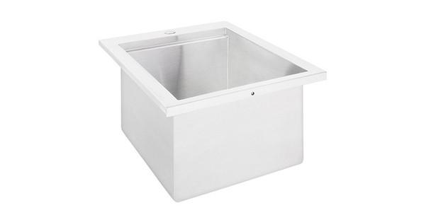 "Sedona 18"" Drop in Deep Sink"