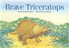 PM Library Green Brave Triceratops Lvl 12