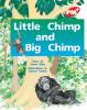PM Plus Red Little Chimp and Big Chimp Lvl 4
