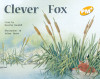 PM Plus Yellow Clever Fox Lvl 6