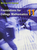 Foundations for College Mathematics 11
