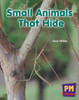 New PM Library Yellow Small Animals That Hide Lvl 8-9