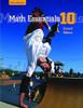 Math Essentials - Grade 10