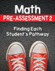 Math Pre-Assessment Complete Series Sets Grade 2