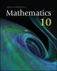 Mathematics 10 - Adapted Program
