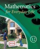 Mathematics for Everyday Life - Grade 12