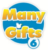 Many Gifts 6 Posters, 2nd Ed.