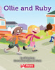 Key Links Literacy Turquoise Ollie and Ruby