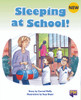 PM Library Orange Level 16 Sleeping At School! 6-pack