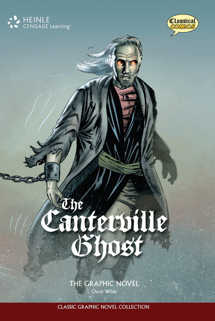 The Book The Canterville Ghost By Oscar Wilde