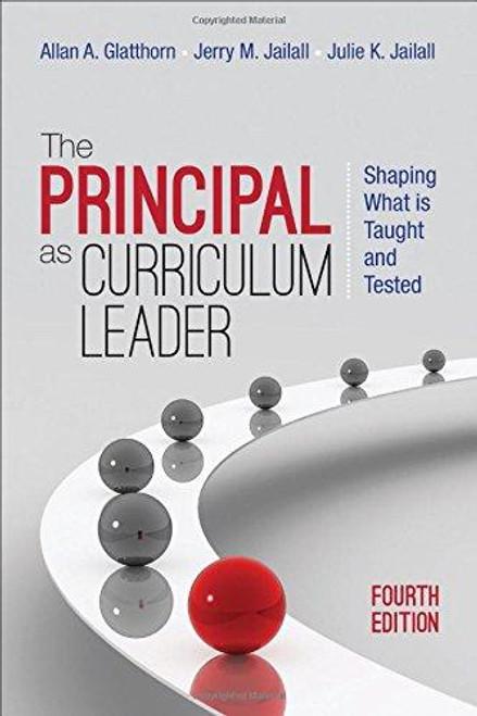 The Principal as Curriculum Leader - 9781483353111
