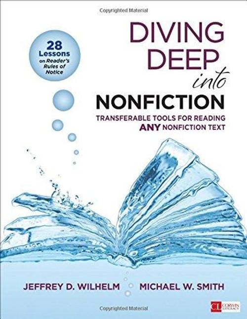 Diving Deep into Nonfiction, Grades 6-12