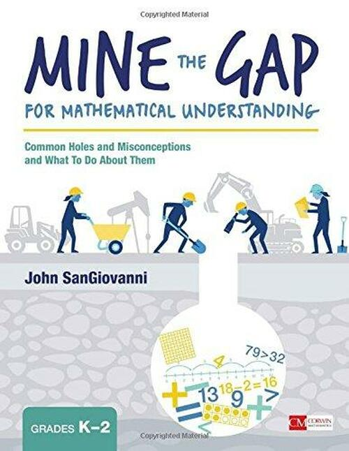 Mine the Gap for Mathematical Understanding, Grades K-2 - 9781506337685
