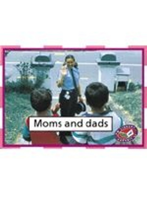 PM Library Magenta Moms and Dads Lvl 1
