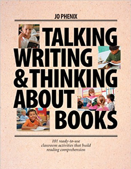 Talking, Writing, & Thinking About Books