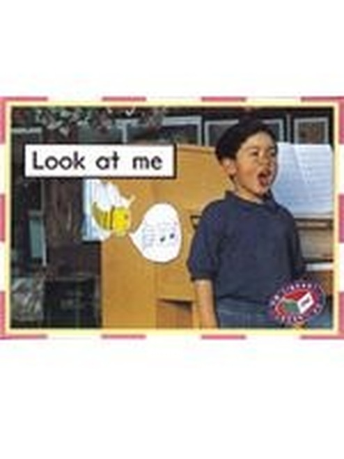 PM Library Magenta Look at Me Lvl 1