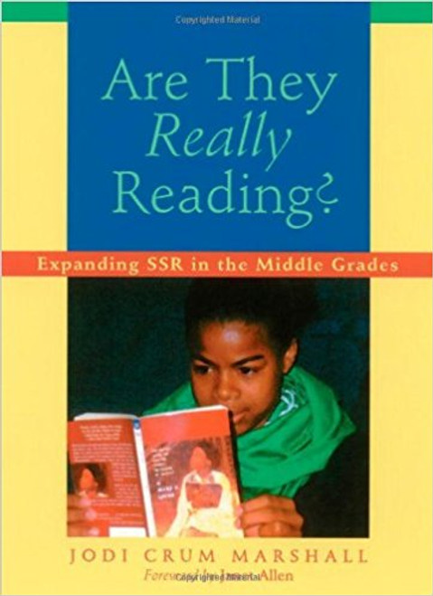 Are They Really Reading? Expanding SSR in the Middle Grades