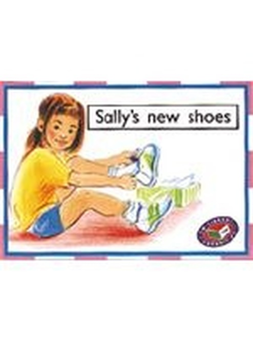 PM Library Magenta Sally's New shoes Lvl 2
