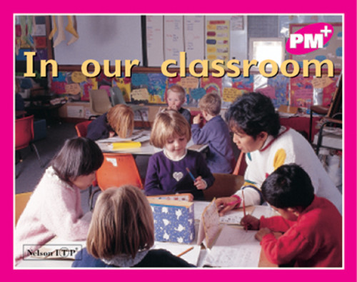 PM Plus Magenta In Our Classroom Lvl 1