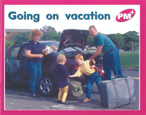 PM Plus Magenta Going on Vacation Lvl 1