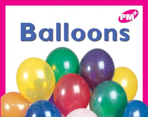 PM Plus Magenta Balloons Lvl 1