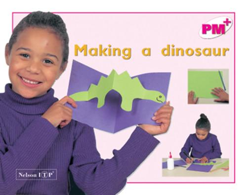 PM Plus Magenta Making a Dinosaur Lvl 1