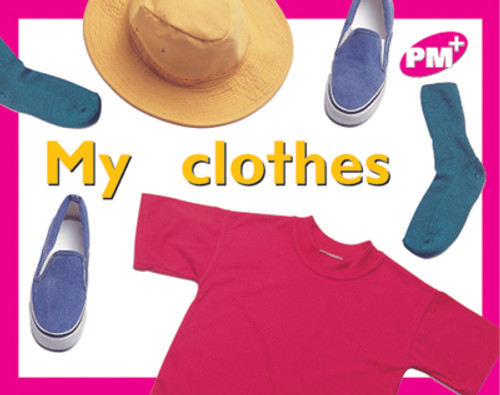 PM Plus Magenta My Clothes Lvl 2