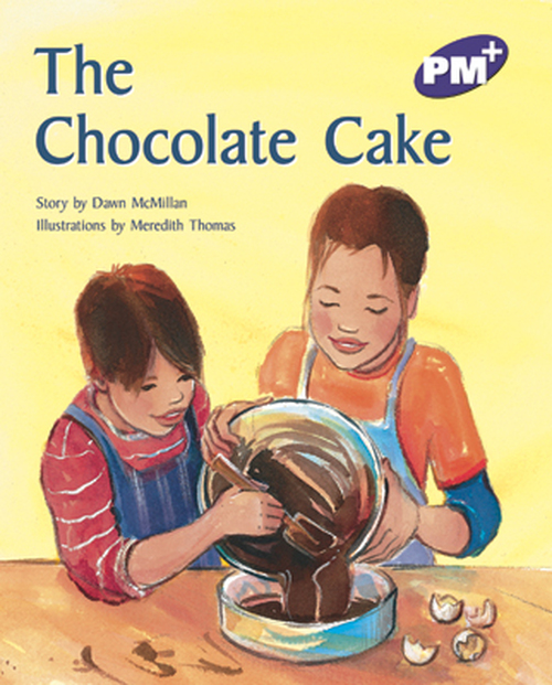PM Plus Purple The Chocolate Cake Lvl 19