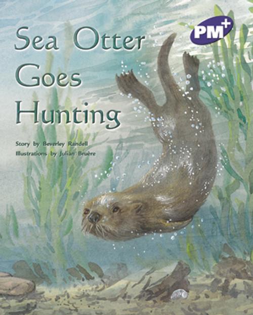 PM Plus Purple Sea Otter Goes Hunting Lvl 19