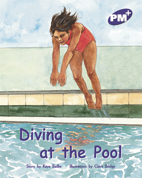 PM Plus Purple Diving at the Pool Lvl 20