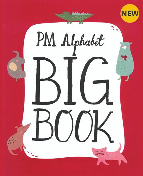 PM Alphabet Starters Big Book