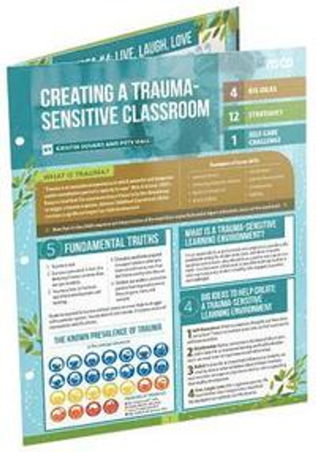 Creating a Trauma-Sensitive Classroom (Quick Reference Guide 25-Pack)