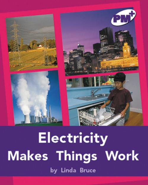 PM Plus Purple Electricity Makes Things Happen Lvl 20-21