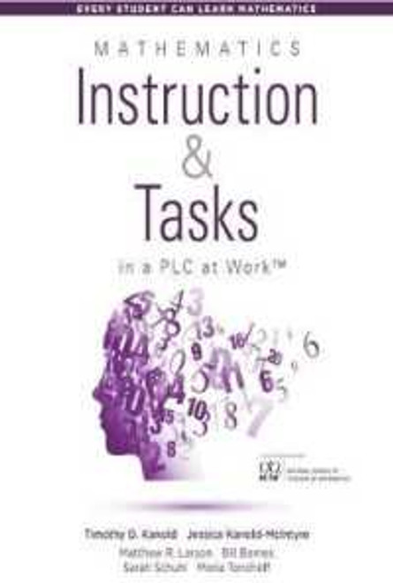 Mathematics Instructions and Tasks in a PLC at Work