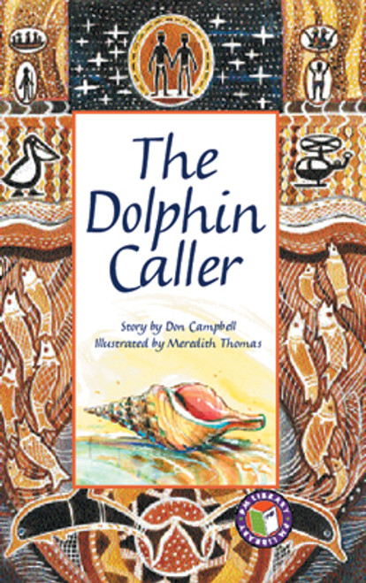 PM Library Sapphire The Dolphin Caller Lvl 30