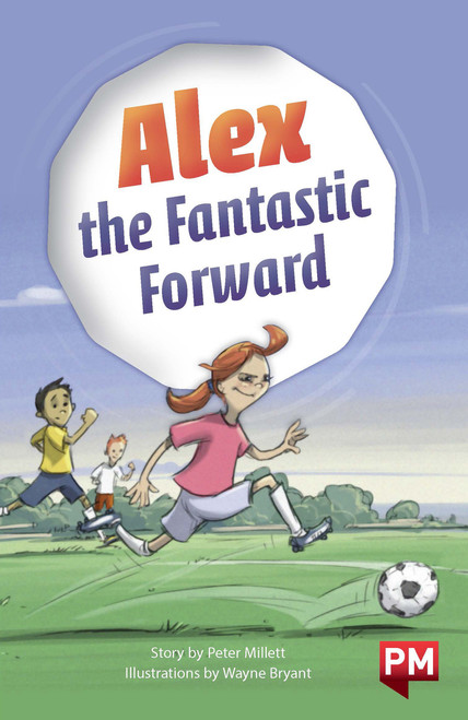 New! Pm Library Emerald Alex The Fantastic Frwd