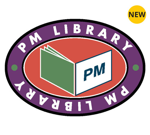 Pm Library Emerald A Community Cares And Shares 25 (O-P) Single Copy