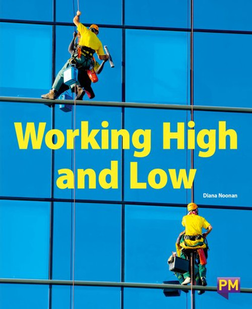 New! Pm Library Ruby Working High And Low - Level 27 (R) Single Copy