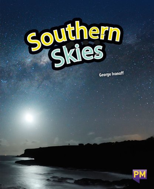 New! PM Library Ruby The Southern Skies - Level 28 (S) Single Copy