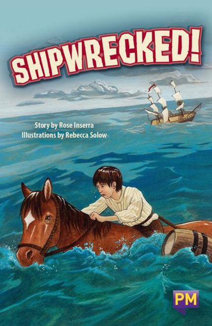 New! PM Library Ruby Shipwrecked! - Level 28 (S) Single Copy