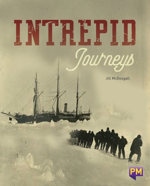 New! Pm Library Sapphire Intrepid Journeys - Level 29 (T) Single Copy