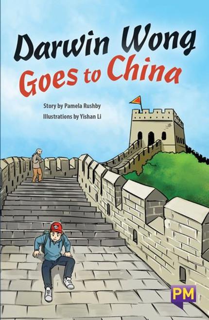 New! Pm Library Sapphire Darwin Wong Goes To China - Level 30 (U) Single Copy
