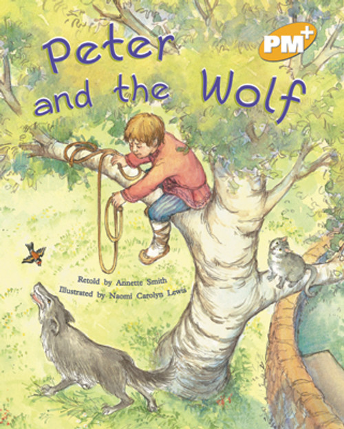 PM Plus Gold Peter and the Wolf Lvl 21