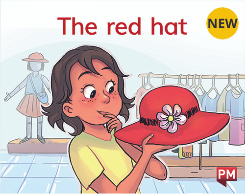 PM Library Magenta The Red Hat 2-3 (B-C) 6-Pack