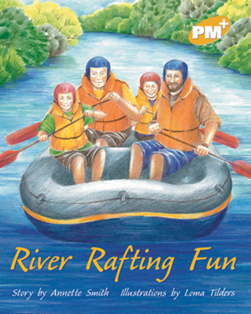 PM Plus Gold River Rafting Fun Lvl 21