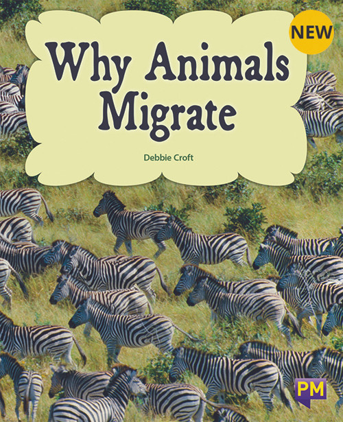 PM Library Gold Why Animals Migrate 21 (L-N) 6-Pack