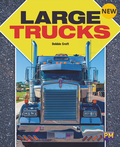 PM Library Gold Large Trucks 21 (L-N) 6-Pack
