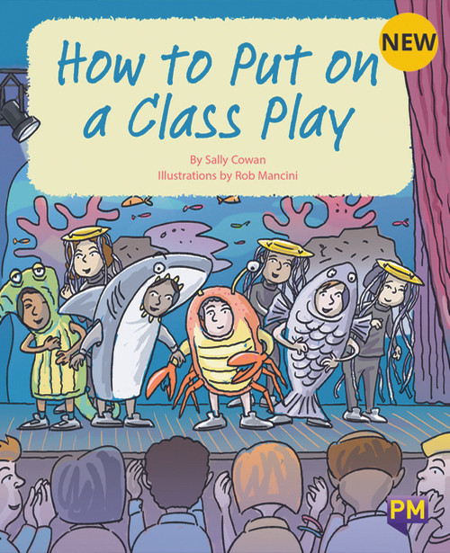 PM Library Gold How To Put On A Class Play 21 (L-N) 6-Pack