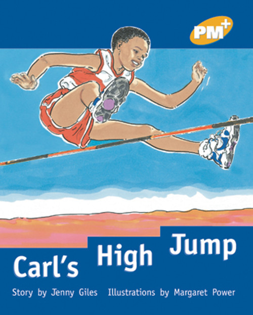 PM Plus Gold Carl's High Jump Lvl 22