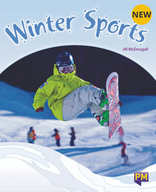 PM Library Gold Winter Sports 21 (L-N) 6-Pack